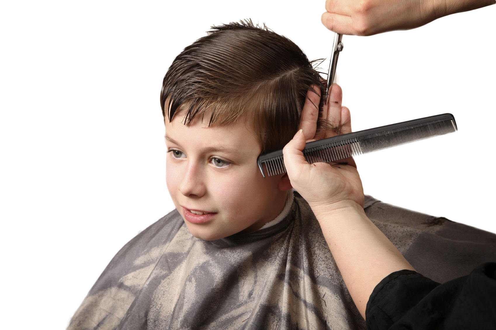 hair cut amp style for him mens hair cuts amp salon